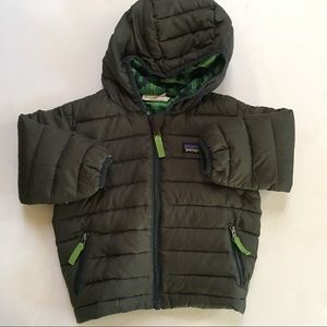 Patagonia Reversible Down Jacket